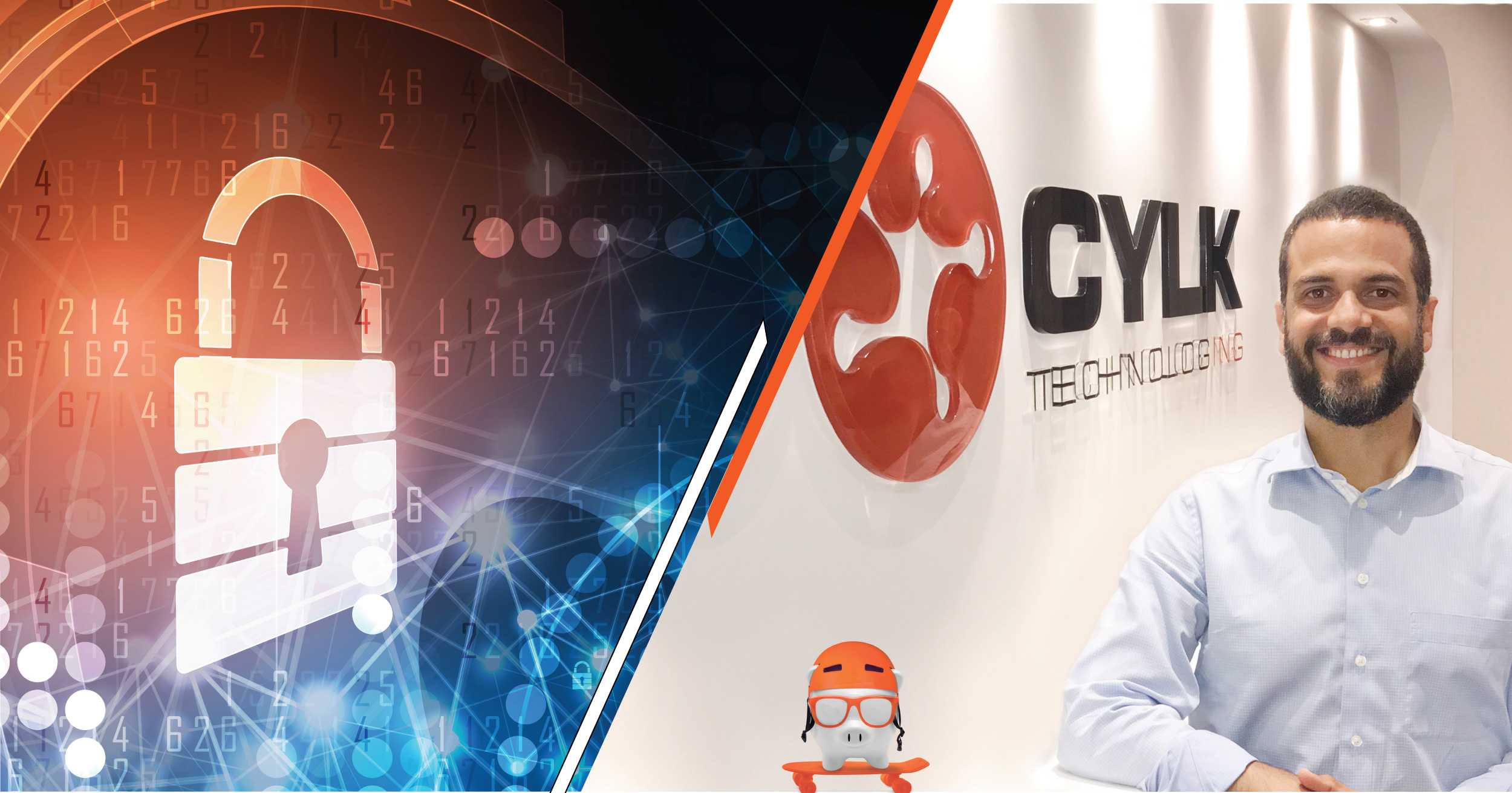 CYLK Technologing verticaliza unidade de cibersegurança